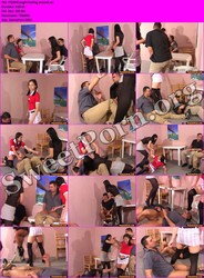 FemaleDom.com FD264Caught fooling around Thumbnail